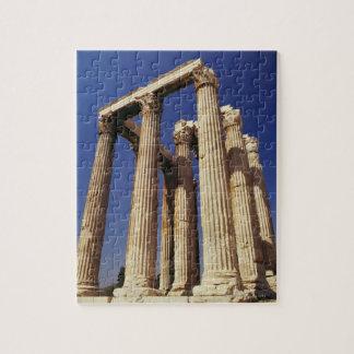 ギリシャの台なし、アテネ、ギリシャ ジグソーパズル