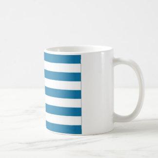 ギリシャの国旗 コーヒーマグカップ