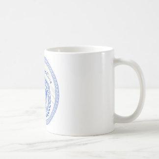 ギリシャの妻クラブマグ コーヒーマグカップ