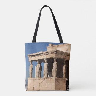 ギリシャの寺院 トートバッグ