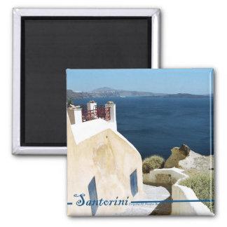 ギリシャの島santoriniの磁石 マグネット