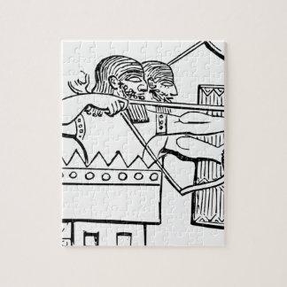 ギリシャの戦士の芸術 ジグソーパズル