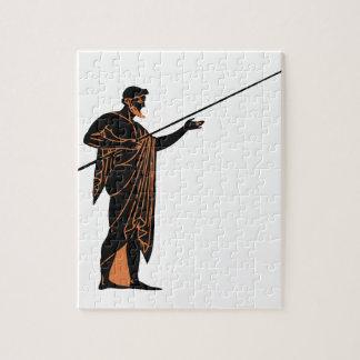 ギリシャの戦士 ジグソーパズル