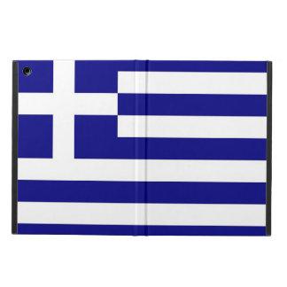 ギリシャの旗との愛国心が強いipadの場合 iPad airケース