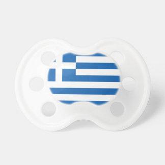 ギリシャの旗 おしゃぶり