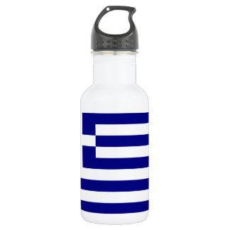 ギリシャの旗 ウォーターボトル