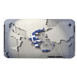ギリシャの旗 Case-Mate iPod TOUCH ケース