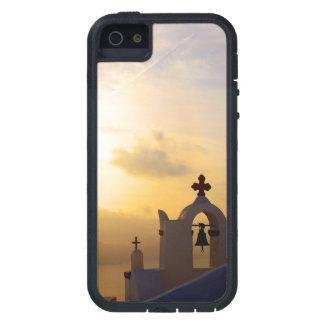 ギリシャの日没 iPhone SE/5/5s ケース