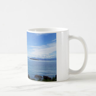 ギリシャの海 コーヒーマグカップ