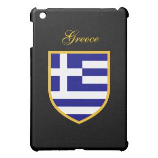 ギリシャの美しい旗 iPad MINIケース