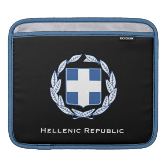 ギリシャのiPadの袖 iPadスリーブ