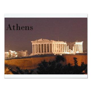 ギリシャアテネのパルテノン(St.K) カード