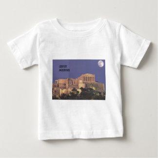 ギリシャアテネAkropolisのパルテノン(St.K) ベビーTシャツ