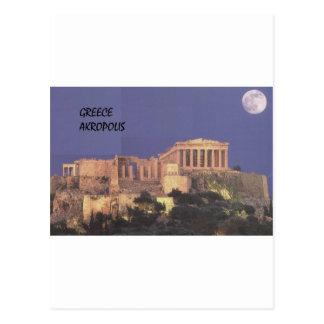 ギリシャアテネAkropolisのパルテノン(St.K) ポストカード