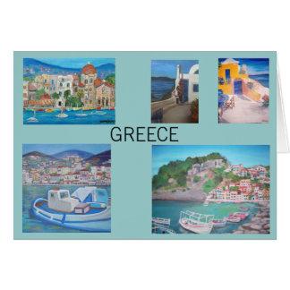 ギリシャカード カード