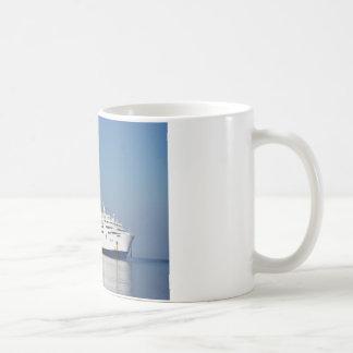 ギリシャフェリー コーヒーマグカップ