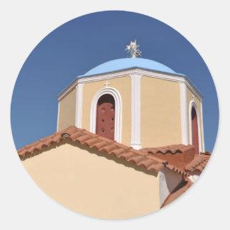ギリシャ教会 ラウンドシール