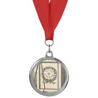 ギリシャ語のヒポクラテス メダル
