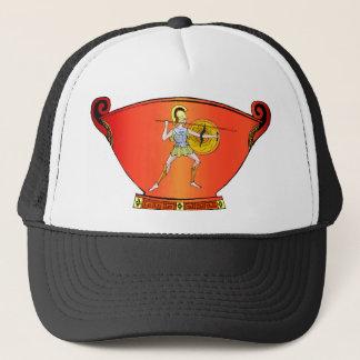 ギリシャ語、古典ギリシャ語のデザインは陶器のスタイルを作ります キャップ