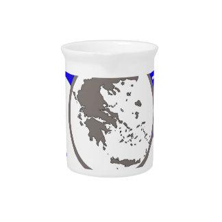 ギリシャ100%の頂上 ピッチャー