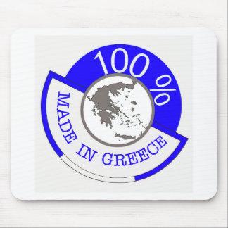 ギリシャ100%年で作られる マウスパッド
