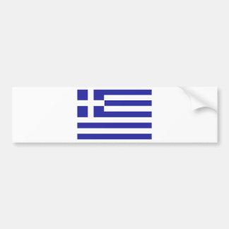 ギリシャ バンパーステッカー