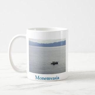ギリシャMonemvasia コーヒーマグカップ