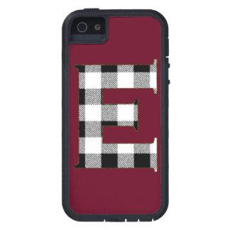 ギンガムの点検E iPhone SE/5/5s ケース