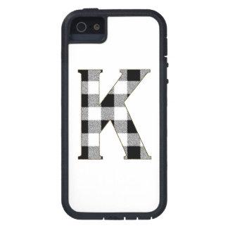 ギンガムの点検K Case-Mate iPhone 5 ケース