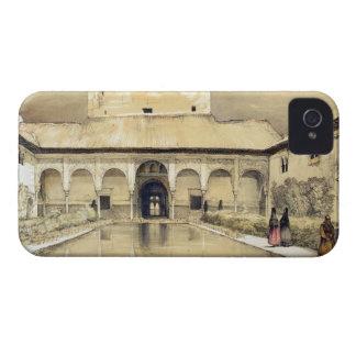 ギンバイカ(Patio de los Arrayanes)の裁判所 Case-Mate iPhone 4 ケース