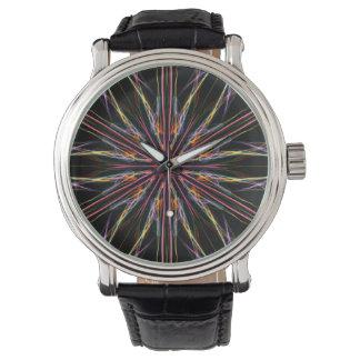 ギークのグラフィックFの腕時計 腕時計