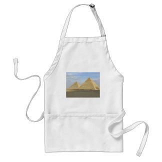 ギーザのピラミッドの写真 スタンダードエプロン