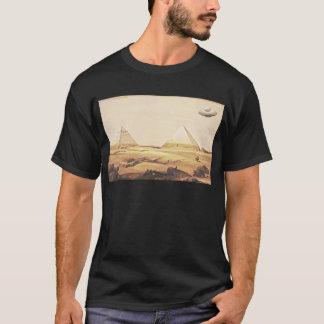 ギーザの宇宙船 Tシャツ