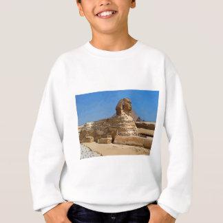 ギーザの素晴らしいスフィンクス スウェットシャツ