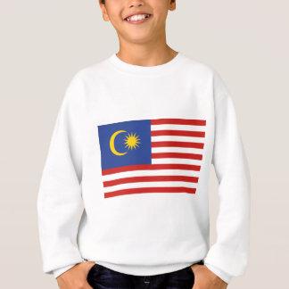 クアラルンプールの旗 スウェットシャツ