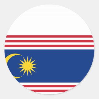 クアラルンプールマレーシア、マレーシア ラウンドシール