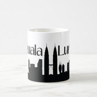 クアラルンプール、マレーシアの陸標のギフトのマグ コーヒーマグカップ