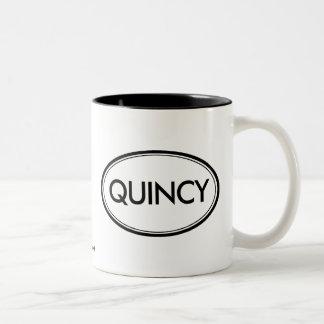 クインシー ツートーンマグカップ