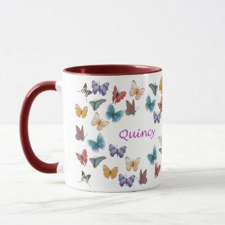 クインシー マグカップ