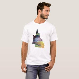クイーンズランドシルエット Tシャツ