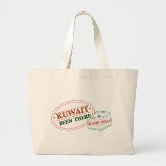 クウェートそこにそれされる ラージトートバッグ