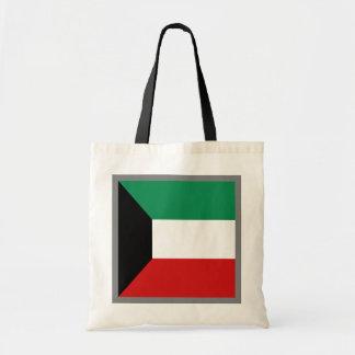 クウェートの旗のバッグ トートバッグ