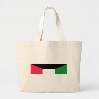 クウェートの解放のリボン ラージトートバッグ