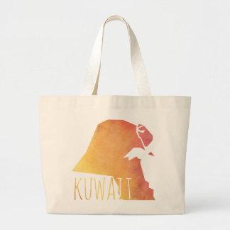 クウェート ラージトートバッグ