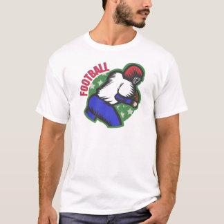 クォーターバック Tシャツ
