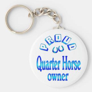 クォーター馬の所有者 キーホルダー