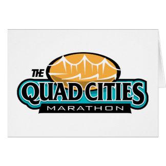 クォード都市マラソン カード