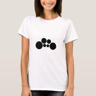 クォード- 2つのspocks tシャツ