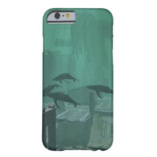 -クジラが見た何をCthulhuか Barely There iPhone 6 ケース