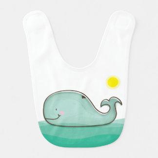 クジラのよだれかけ ベビービブ